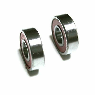 2 Pack!  Replacement Upgraded Bearings For Bugaboo Cameleon Rear / Back Wheels