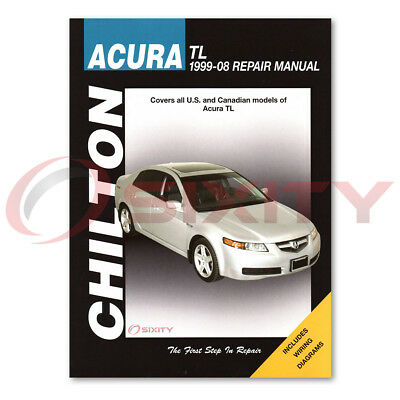 acura tl chilton repair manual type s base shop service garage book rh picclick com 1999 acura 3.2 tl repair manual 99 acura tl repair manual