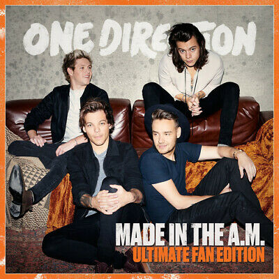 One Direction : Made in the A.M. CD (2015)