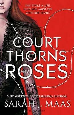 NEW A Court of Thorns and Roses By Sarah J. Maas Paperback Free Shipping