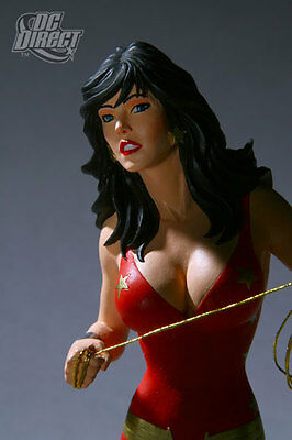 Women Of The Dc Universe: Series 1: Donna Troy Wonder Girl Bust