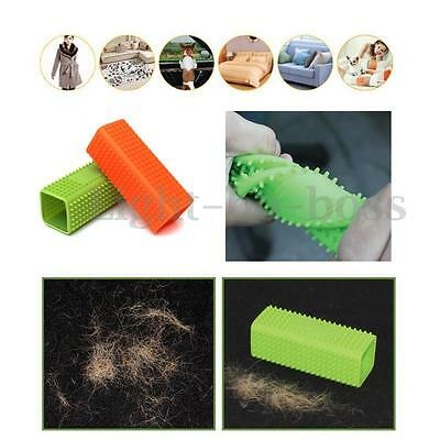 Washable Pet Dog Cat Hair Remover Clothes Carpet Fur Lint Brush Cleaner Cleaning