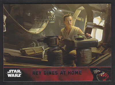 Topps Star Wars - The Force Awakens - Base Card # 74