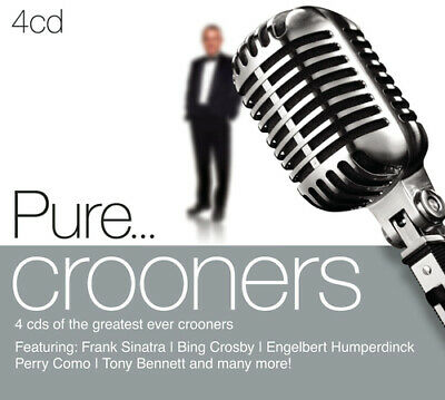 Various Artists : Pure... Crooners CD (2011)