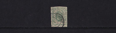 Luxembourg - 1859 37½c Green - Used - Cat £275 - Good Spacefiller - SG 14