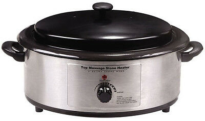 Sivan Health and Fitness 6 Qt Professional Hot Stone Heater