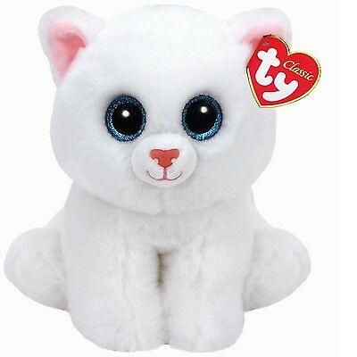 Ty Beanie Babies 90236 Pearl the Cat Buddy Classic