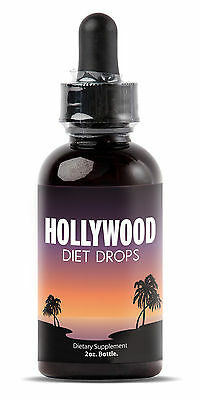 Hollywood Weight Loss Drops | Lose Weight Quickly | Liquid Slim Fast