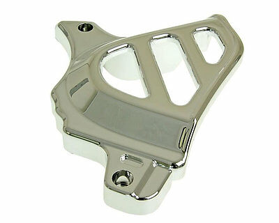 Yamaha TZR 50cc AM6 post 2003 Front Sprocket Cover Chrome