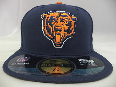 New Era Chicago Bears Fitted Cap - BEARS-005