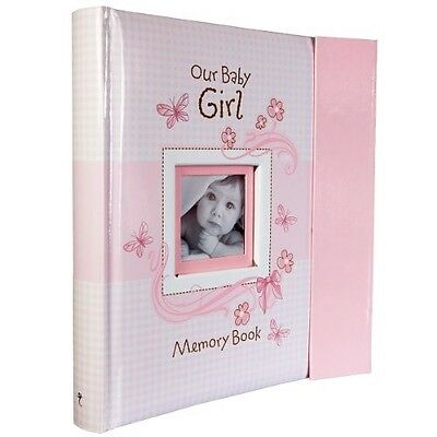 Our Baby Girl Memory Book New