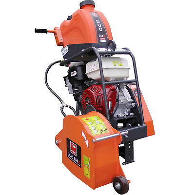 Belle Twin Blade Floorsaw DUO 350X (micro trenching)