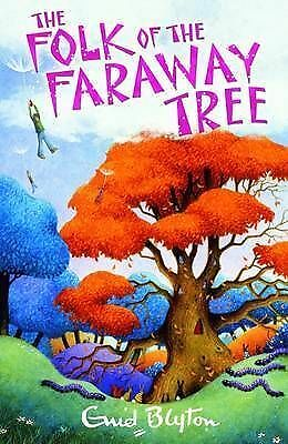 The Folk of the Faraway Tree by Enid Blyton, Book, New (Paperback)