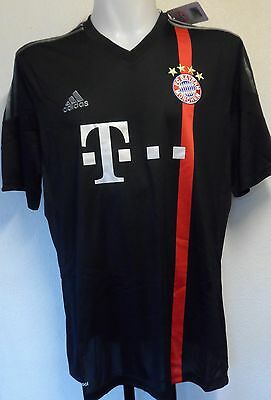 Bayern Munich 2014/15 S/s  3Rd Shirt By Adidas Size Xl Brand New With Tags