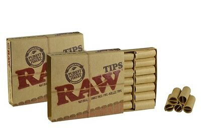 Raw Pre-Rolled Tips Rolling Filter Tips 21 tips/booklet (sample/1/2/5/10/20)pcs
