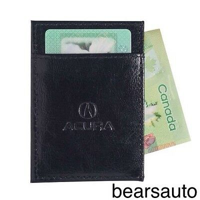 Acura Leather Wallet FREE SHIPPING