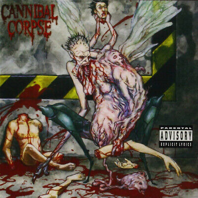 Cannibal Corpse : Bloodthirst CD (1999)