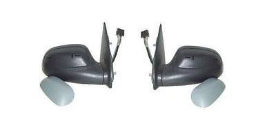 Citroen Saxo 1996-2004 Door Mirror Electric Primed Pair Left & Right