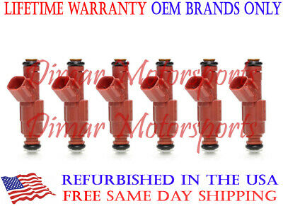 *Best Upgrade* 12-hole GENUINE BOSCH Fuel Injector Set - Increase Performance!