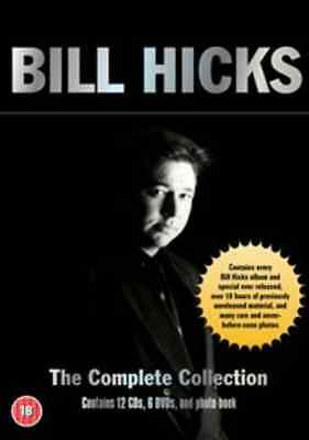 Bill Hicks O?? The Complete Collection - Limited Edition DVD NEW