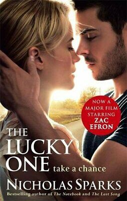 The Lucky One by Sparks, Nicholas Book The Cheap Fast Free Post