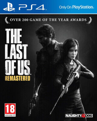 The Last of Us: Remastered (PS4) PEGI 18+ Adventure: Survival Horror Great Value