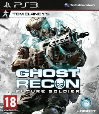 Tom Clancy's Ghost Recon: Future Soldier (PS3) VideoGames