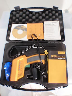Fluke 572 High Temperature Infrared Thermometer