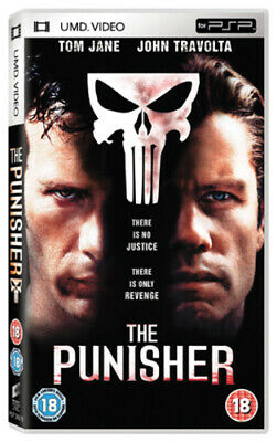 The Punisher [UMD Mini for PSP] [2004] DVD