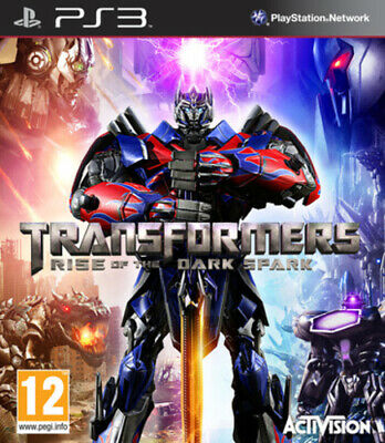 Transformers: Rise of the Dark Spark (PS3) VideoGames