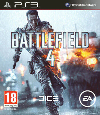 PlayStation 3 Battlefield 4 - Standard Edition (PS3) VideoGames