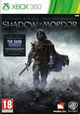 Middle-earth: Shadow of Mordor (Xbox 360) PEGI 18+ Adventure: Role Playing