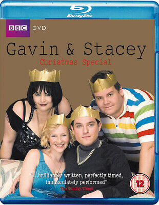 Gavin and Stacey: Christmas Special Blu-Ray (2009) Joanna Page cert 12