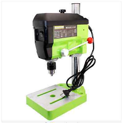 Drill Press Bench Mounted Tools Variable Speed Machine Precision Drilling Metal