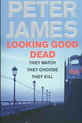 Looking Good Dead by James, Peter Paperback Book The Cheap Fast Free Post