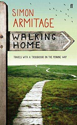 Walking Home by Armitage, Simon Book The Cheap Fast Free Post