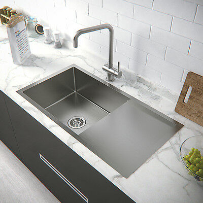 900*450*220 stainless steel drainer kitchen 304 sinks extra big top/under mount