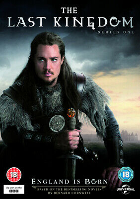 The Last Kingdom: Season One DVD (2015) Alexander Dreymon