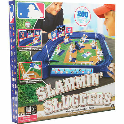 MLB Slammin' Sluggers Baseball Game - MLB