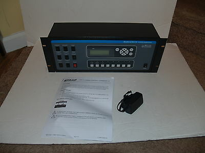 EPrad eCNA-10R Cinema Automation Controller-New Open Box with power,  Manual