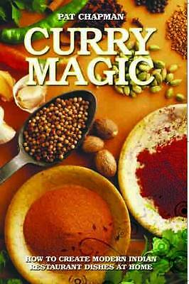 Curry Magic: How to Create Modern Indian Restaurant Dishes at Home - New Book