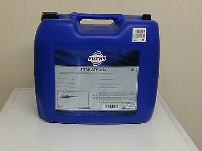 Fuchs Titan ATF 4134 Fluid Fully Approved To Mercedes 236.14 Specification 20Ltr