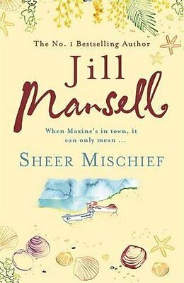 Sheer Mischief, Mansell, Jill Paperback Book The Cheap Fast Free Post