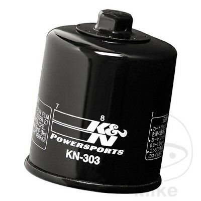 Kawasaki Z 800 D E-Version ABS K&N Premium Oil Filter (KN-303)