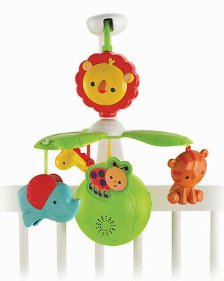 Fisher Price - Y6599 - Grow-with-me-Mobile - NEU OVP