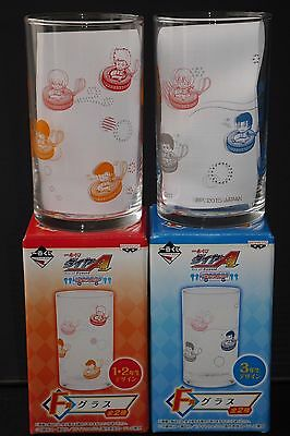 JAPAN Ace of Diamond / Daiya no Ace Glass x2 Complete Set