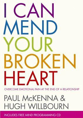 I Can Mend Your Broken Heart by McKenna, Paul Paperback Book The Cheap Fast Free