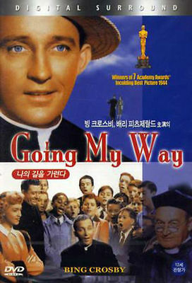 Going My Way (1944) Bing Crosby, Barry Fitzgerald DVD *NEW