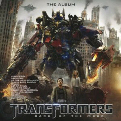 Various Artists : Transformers: Dark of the Moon: The Album CD (2011)