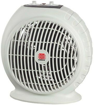 Hunter Home Comfort 1,500 Watt Portable Electric Fan Heater